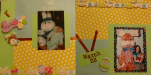1st Easter Collage